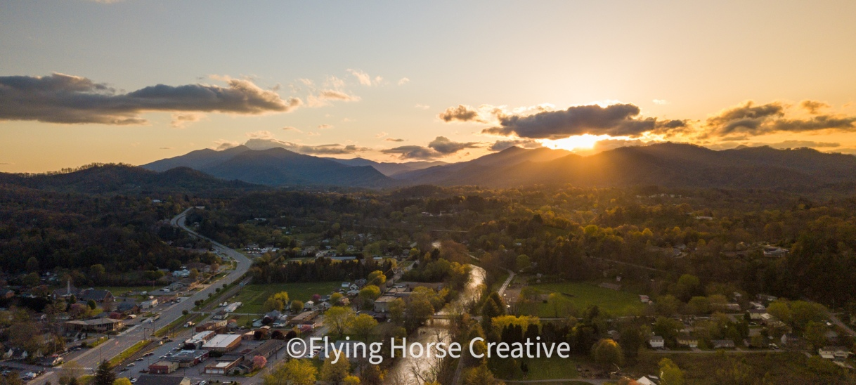 Aerial photos are marketingmagic